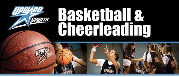 Upward Basketball and Cheerleading